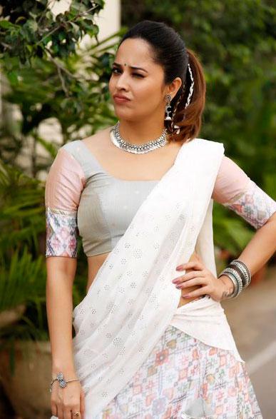 Latest Photo Shoot Anasuya Bharadwaj