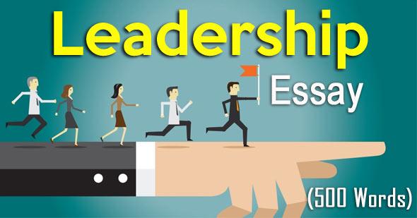Leadership Essay in English