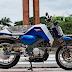 Indonesia's Yasashi Garage Modified Yamaha XSR 155