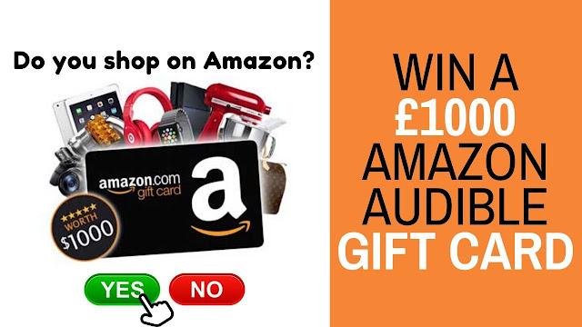 Get £1000 to Spend at Amazon - Free Amazon Voucher.