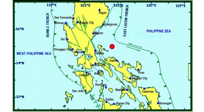 Magnitude 5.5 earthquake shakes Luzon, Metro Manila on November 7, 2019