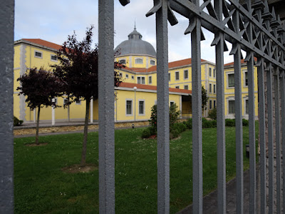Archivo Histórico de Asturias, antigua cárcel de Oviedo