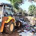 Prefeitura faz operação de limpeza em residência na Vila Izabel