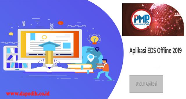 Download Aplikasi EDS Offline 2019- Aplikasi Pemetaan Mutu Pendidikan ( PMP ) Offline 2019 Resmi Dari Kemdikbud