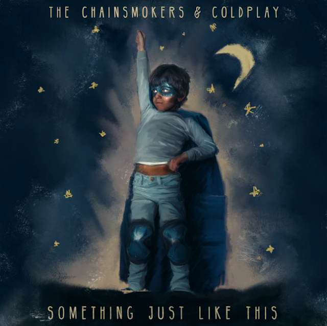 "The Chainsmokers & Coldplay Unveil Collab ""Something Just Like This"""
