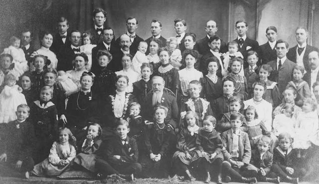 Familia de Joseph F. Smith