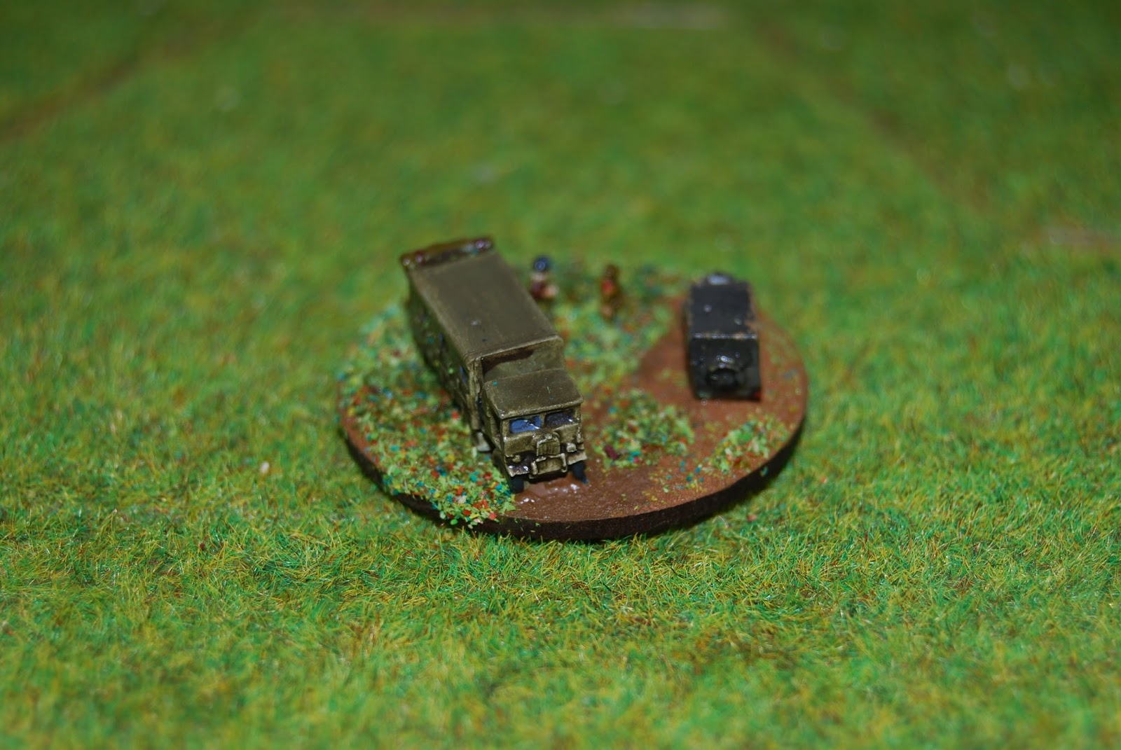 Sediment S Wargame Blog Monty S Caravan In 6mm