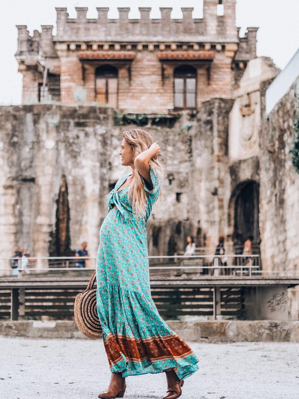blogueras de moda embarazadas 2019