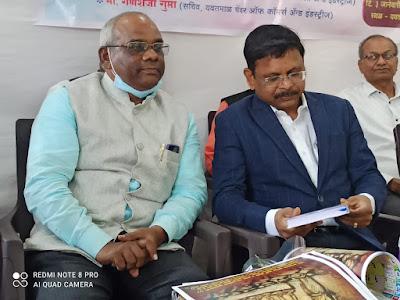 उद्योगांना चालना देणार विकास आयुक्त डॉ.हर्षदीप कांबळे