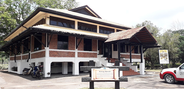 Plantation Museum @ Pulau Carey