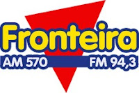 Rádio Fronteira FM 94,3 de Dionísio Cerqueira - Santa Catarina