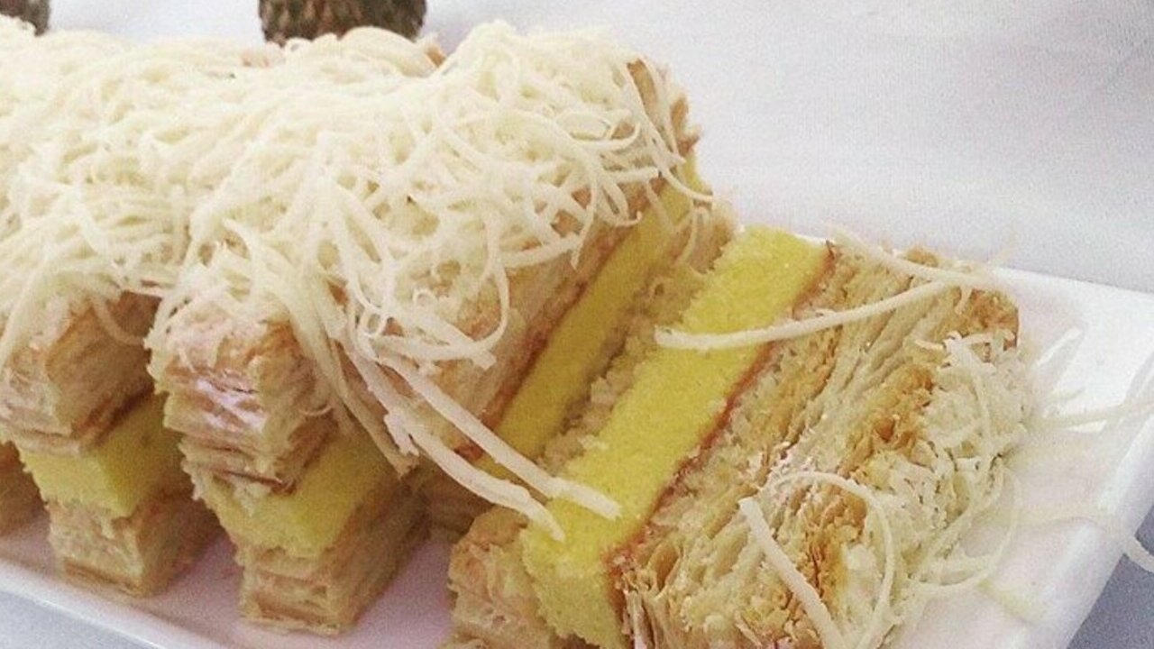 Resep Snow Cake, Kue Kekinian banyak Peminat