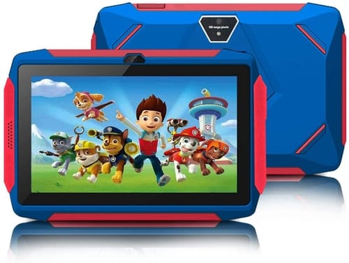 Review TONBUX Q98-2 Kids Learning Tablet