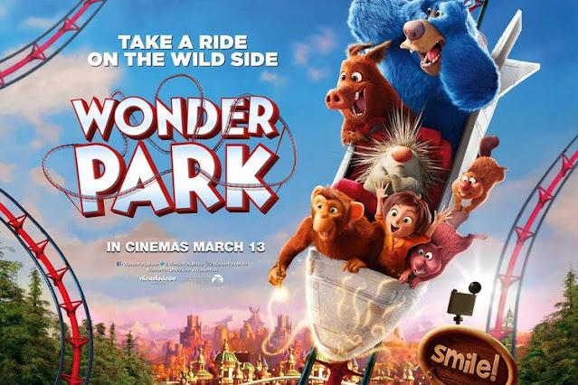 Synopsis Wonder Park, Creation of a Magical Amusement Park, Soon on Netflix