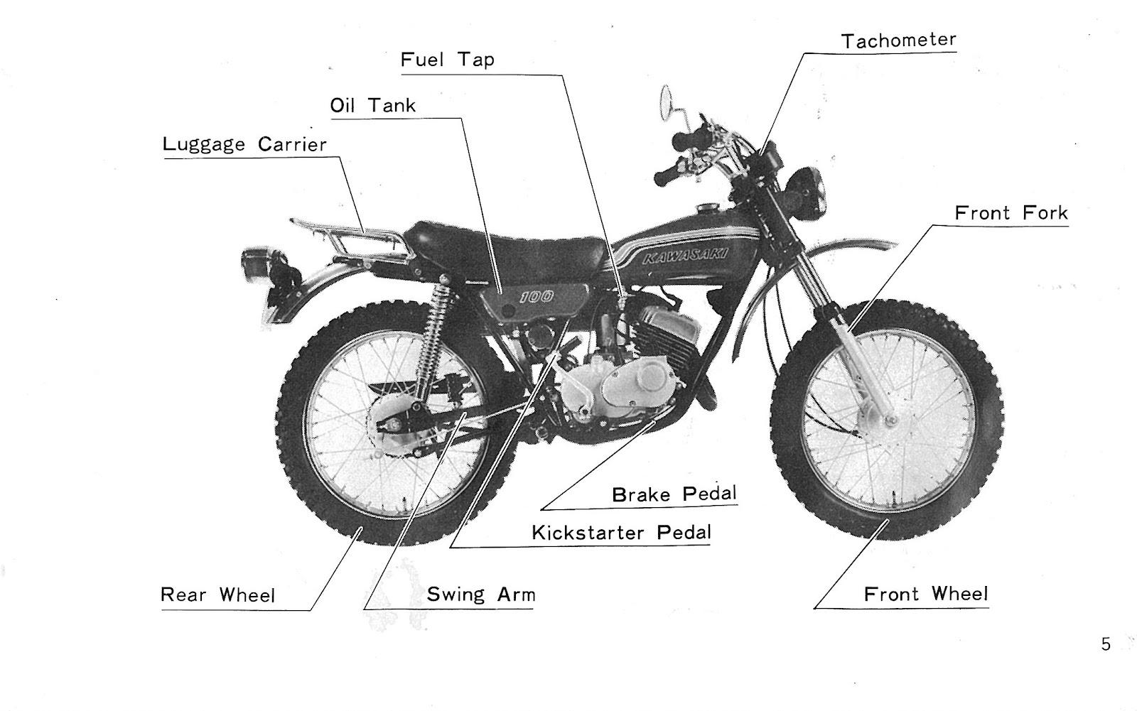 650 Klx 1998 cadillac
