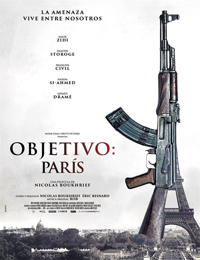 Ver Objetivo: París (Made in France) (2015) Online