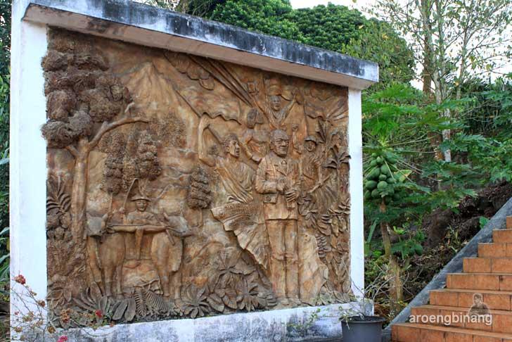 makam sam ratulangi minahasa sulawesi utara