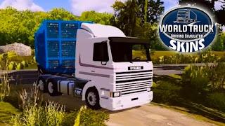 تحميل World Truck Driving Simulator مهكرة للاندرويد
