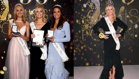 Karolina Bielawska es Miss Polonia 2019