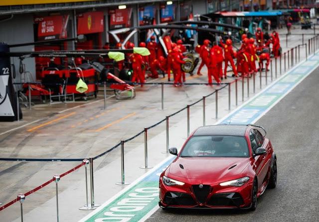 Alfa Romeo Giulia Imola