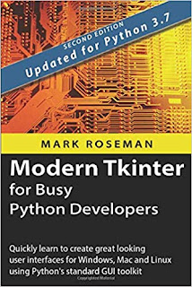 Modern Tkinter for Busy Python Developers