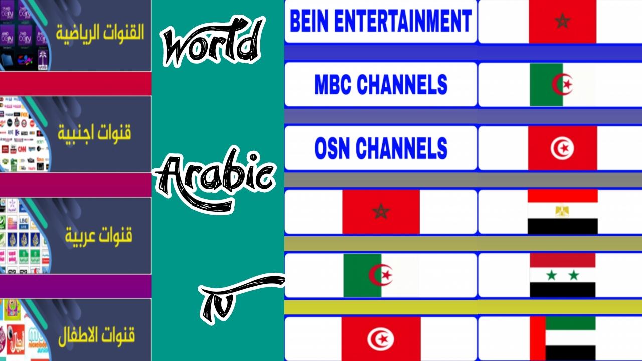 تطبيق مذهل لمشاهدة القنوات العربية والاحنبية دون انقطاعات/BOSS-TV