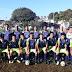 Equipe da escola municipal de futebol da Ilha chega à  semifinal dos Regionais pela primeira vez na história