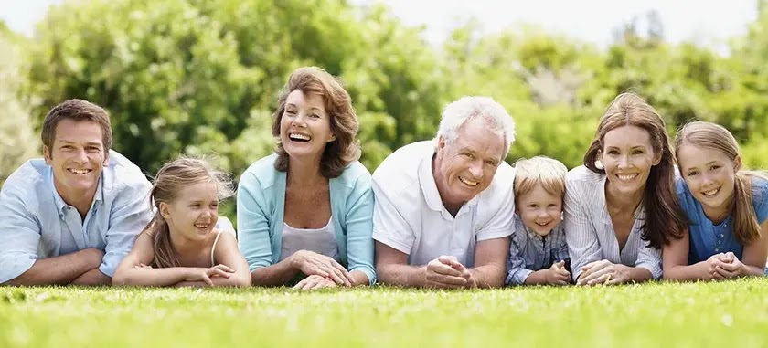 Fun and loving family | What Is Humor? What Is Its Impact On The Individual Socially?