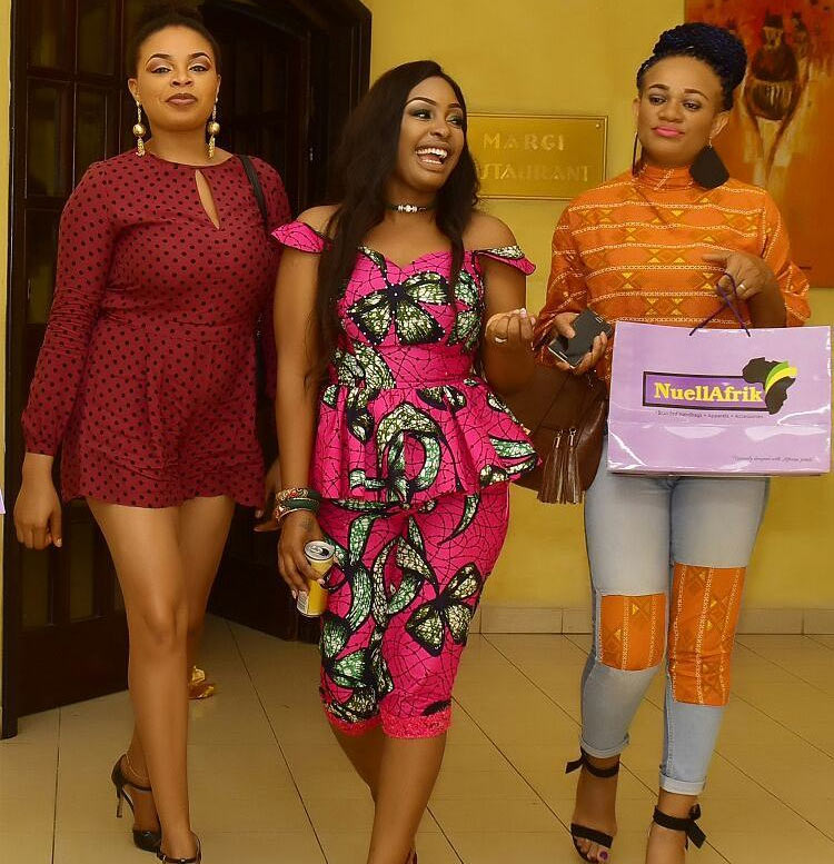 NuellAfrik: Actress Nuella Njubigbo launches clothing line