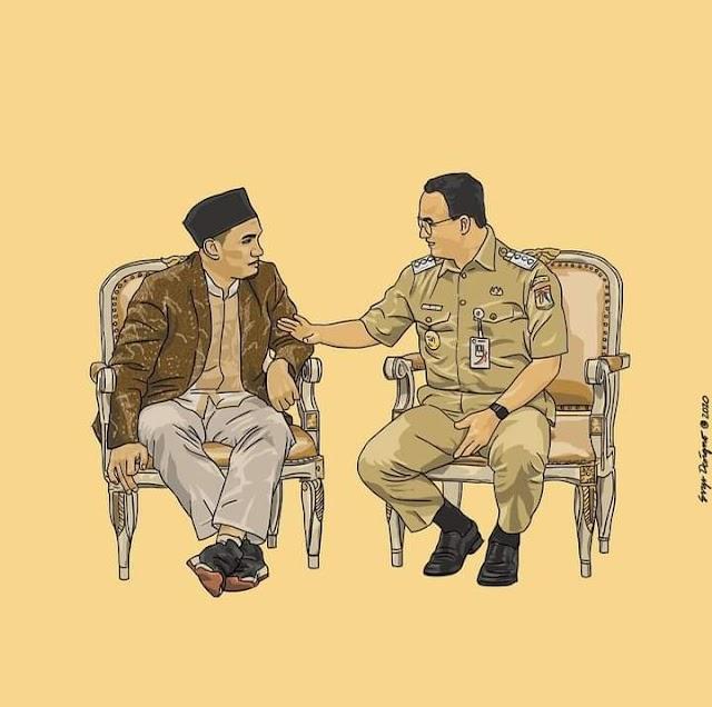Jakarta dan Hadist Nabi