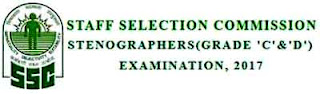 SSC STENOGRAPHERS