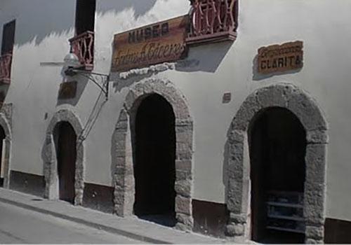 Museo Histórico Andrés Avelino Cáceres
