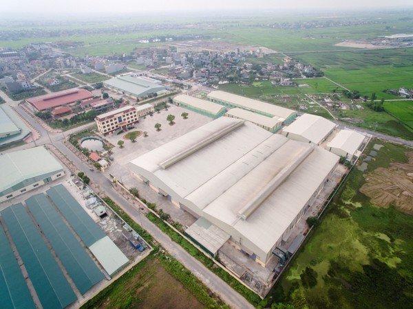 Nhà máy gạo Liên Hạnh