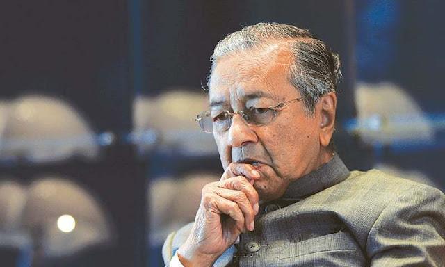 Duh Sedih! Mahathir Mohamad Bersama Putranya Diusir dari Partainya Sendiri
