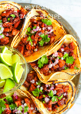 BEST MEXICAN STREET TACOS RECIPE