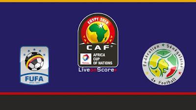 مشاهدة مباراة السنغال وأوغندا