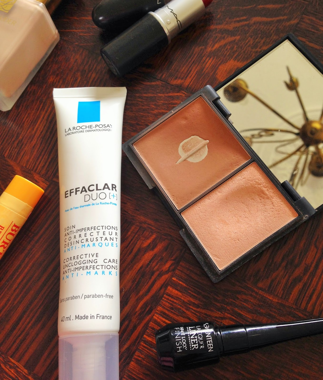 Holy Grail Blogger La Roche Posay Sleek 17