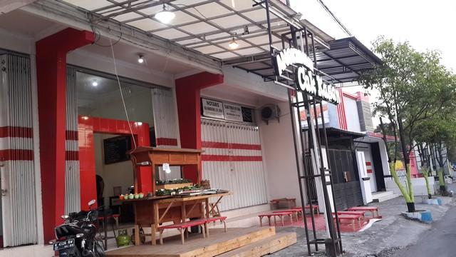 Angkringan Jogja di Kota Probolinggo