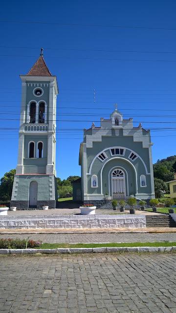 Comunidades do interior de Garibaldi