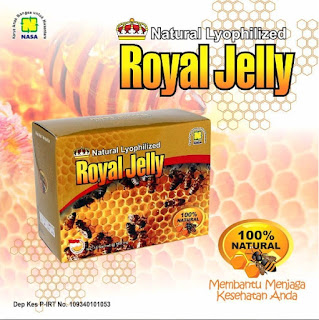 Royal Jelly Nasa