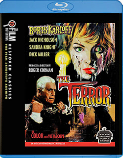 DVD & Blu-ray Release Report, The Terror, Ralph Tribbey