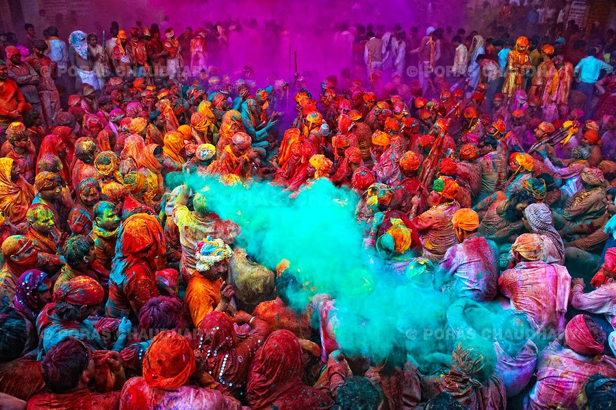 Happy Holi SMS 2015 in Hindi and English