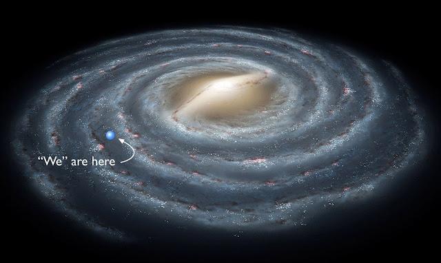 thiên hà của chúng ta