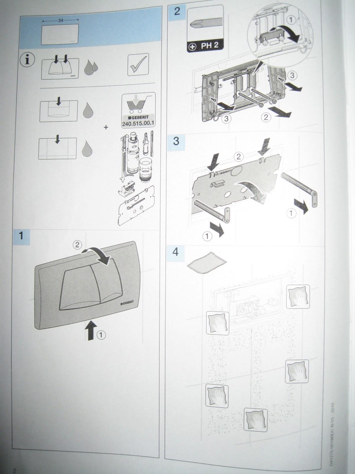 freshworld be fresh montage anleitung f r geberit. Black Bedroom Furniture Sets. Home Design Ideas
