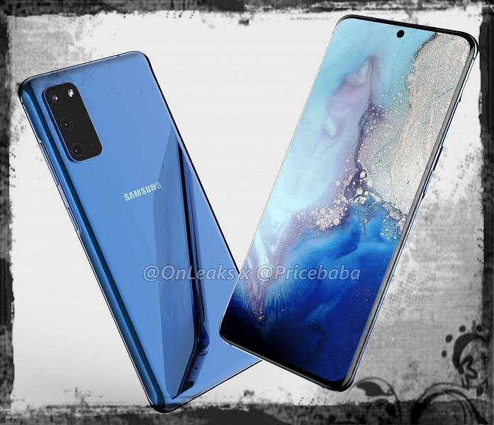 It will look like Samsung Galaxy S11e