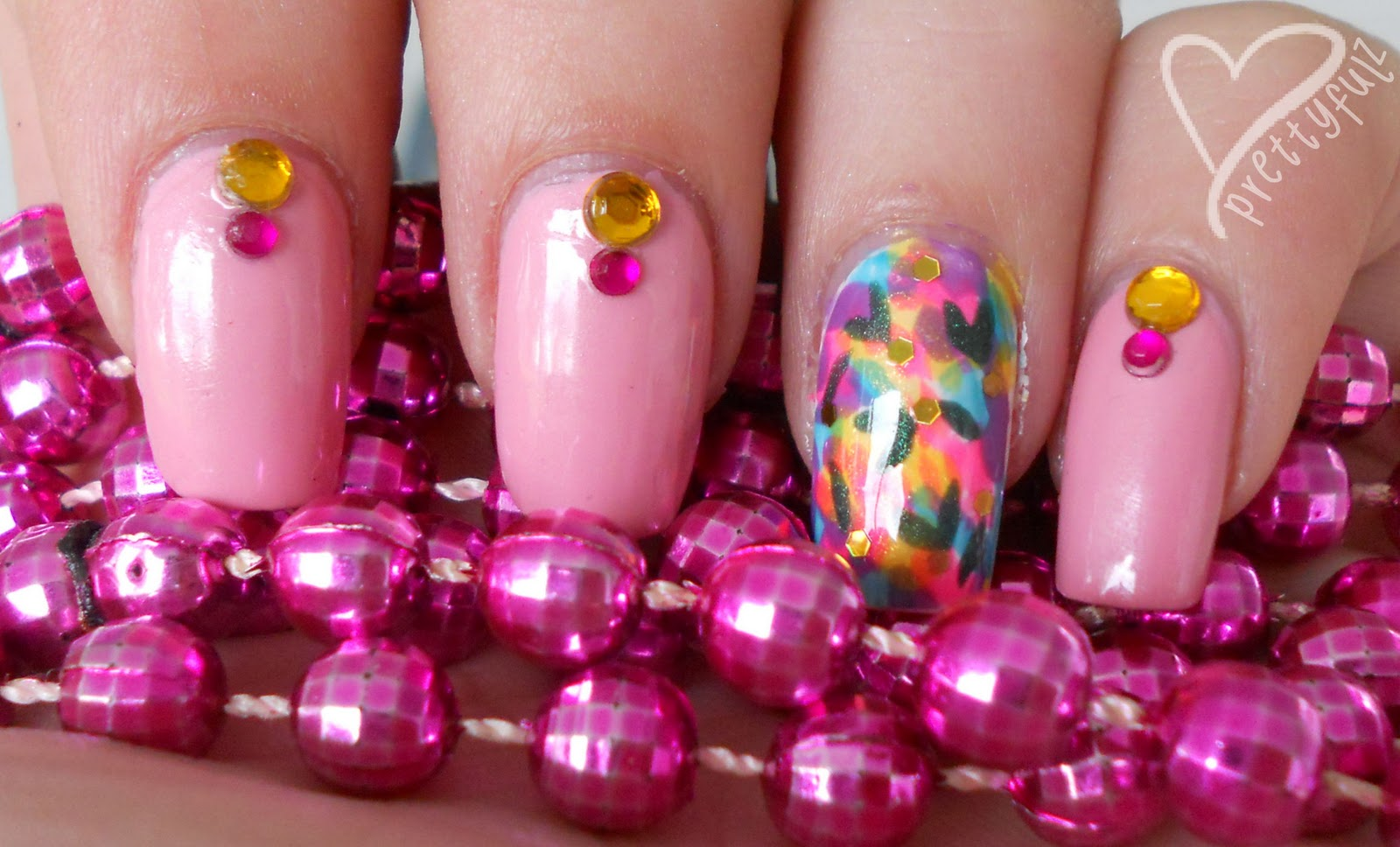 50 Spring Nail Art Ideas to Spruce Up Your Paws - Pccala