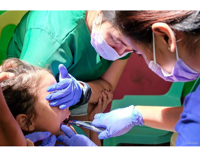 Dental Mission : Tooth Extraction.