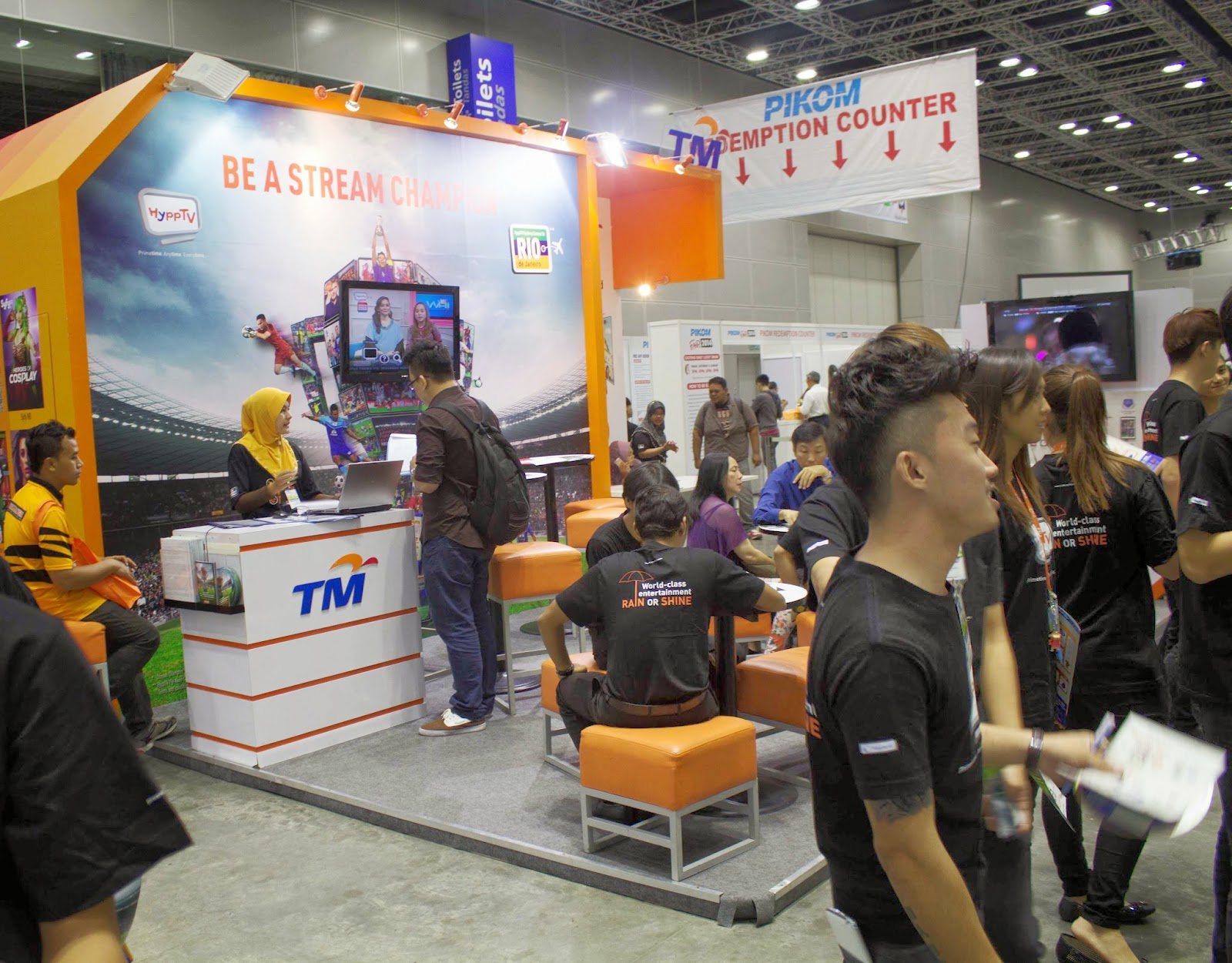 Coverage of PIKOM PC Fair 2014 @ Kuala Lumpur Convention Center 403