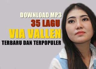 Download kumpulan lagu Via Vallen terbaru terpopuler