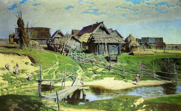 Glory Of Russian Painting Vasily Polenov Ctd